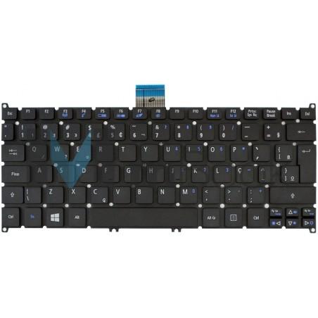 Teclado Acer Aspire S3-391-73514g52add