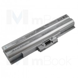 Bateria P Sony Vgn-aw90s Vgn-nw50jb Vpc-f149fj/bi Prata