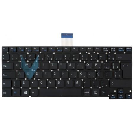 Teclado Ultrabook Sony Vaio Svt14 Svt13 149111822br Br Ç