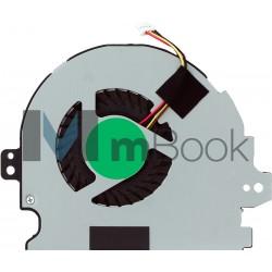 Cooler Fan Hp Envy M6-1000 Dc28000bff0 Dfs541105fc0t(fc1j)