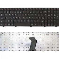 Teclado Notebook Lenovo Part Number 9z.n5ssw.q0s BR Preto