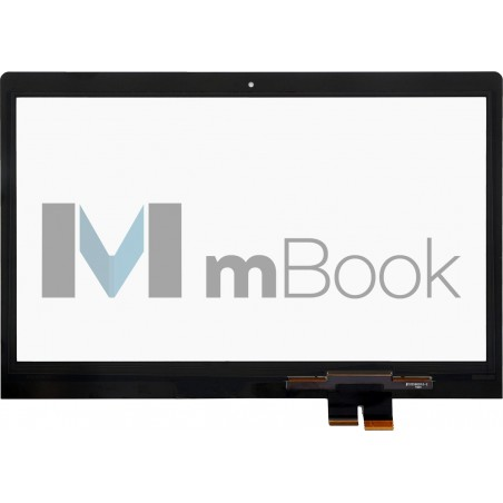 Touch Touchscreen Digitizer Lenovo Yoga 510-14isk  - 3
